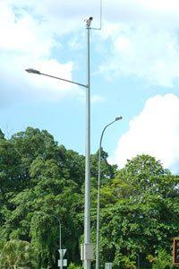 camera-pole